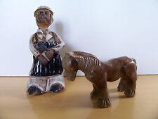 Animals 1960-1979 Date Range Tremar Pottery