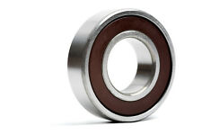 6203 17x40x12mm 2RS Stainless Steel 316 Bearing