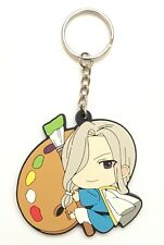 The Heroic Legend of Arslan PVC Strap Keychain Charm ~ Narsus Narusasu HLA01