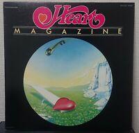 HEART MAGAZINE CAPITOL ECS-70192 Japan PROMO VINYL LP