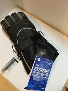 Clam Ice Armor Extreme Waterproof Ice Fishing Gloves 2XL