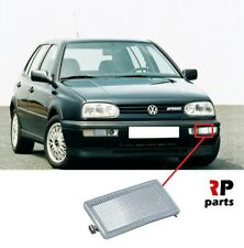 VW GOLF MK3 91-99, JETTA/VENTO 92-98 FRONT BUMPER SHORT REFLECTOR WHITE LEFT
