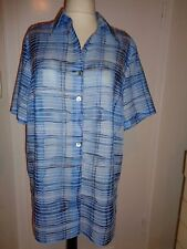 Bonita locker sitzende Kurzarm Damenblusen, - tops & -shirts