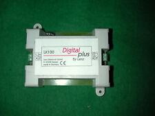 LENZ DCC Elektronik GmbH LK100 RailCOM REVERSING LOOP MODULE - EXCELLENT - USED