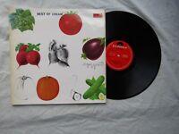 CREAM LP BEST OF CREAM polydor 583060 A1 / B1 First press