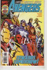 Avengers 38 Marvel 2001