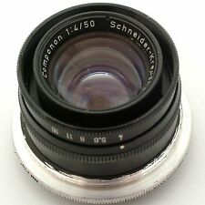 Schneider Componon 50mm f4.0 enlarging lens, excellent condition