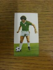 1978 World Cup All Stars: Card No.27 - Mexico, Victor Rangel [Golden Wonder Trad