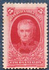 ARGENTINA  5 Centavos  Nice stamp M/Mint (B629)