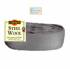 Liberon 2 Metre 00 Ultra Fine Steel Wire Wool - Non Crumble for Cleaning