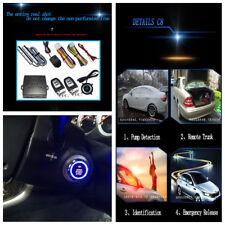 One Key Start Start Button Remote Vibration Alarm Ignition Engine Start for Car