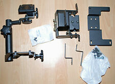 iFORCE COMBO PACK ROCKWELL COLLINS POLICE VEHICLE MOUNT FOR MFD KEYBOARD MONITOR