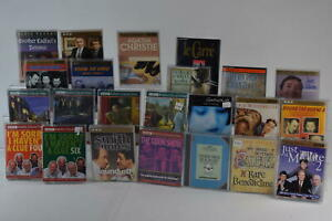 BBC radio Collection Goon Show, & Many More Huge Bundle Audio Cassette Tapes x23