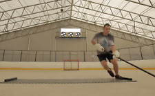 HOCKEY REVOLUTION MY SLIDEBOARD - Hockey Slide Board Pro Training
