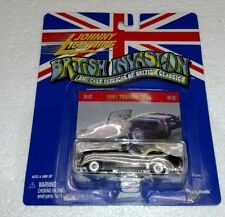 JOHNNY LIGHTNING BRITISH INVASION 1961 TRIUMPH TR3A BRAND NEW
