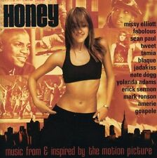 Missy Elliott, Sean Paul, Fabolous, Etc: Honey ,  / Colonna Sonora - O.s.t. - CD