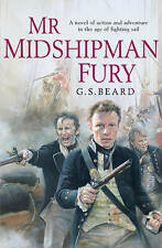 Mr Midshipman Fury, By Beard, G.S.,in Used but Acceptable condition