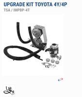 NEW TOYOTA FORKLIFT LP-GAS UPGRADE KIT/IMPCO-PART #IMPBP-4T 4Y ENGINE