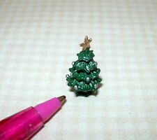 Miniature Tiny 1/144 Scale Christmas Tree for Dollhouse's Dollhouse (TYPE B)