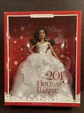 2013 BARBIE Holiday African-American BARBIE!!