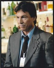 Battlestar Galactica Apollo Richard Hatch # 1 hand signed