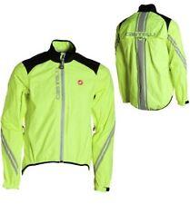 NWT Castelli Men's Goccia Rain Jacket, Large