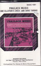 Abe Ellstein's Orchestra w/ Dave Tarras - Frailach Music (Cassette, BASC-1001)