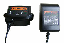 BLACK & DECKER CARICABATTERIE ALIMENTATORE TRASFORMATORE ASD184 GKC1825 GTC1845