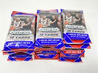 (1) 2020-21 Panini Prizm Draft Picks Basketball Cello Pack Fat Hanger New 1 PACK