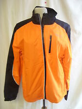 Mens Jacket - Muddy Fox, size M, black/orange, nylon, lightweight, BNWT - 7707