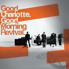 GOOD CHARLOTTE - GOOD MORNING REVIVAL (Full Length) Music CD (NEW SEALED)