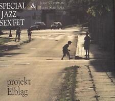 CD SPECIAL JAZZ SEXTET - Projekt Elbląg