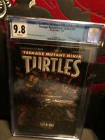Teenage Mutant Ninja Turtles #50 CGC 9.8 WP Mirage