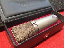 NEUMANN U87 Microphono #S/N  28437 # vintage rare original