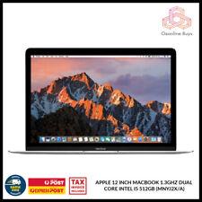 Apple MacBook 12inch 1.3GHz Dual Core Intel i5 512GB (MNYJ2X/A)