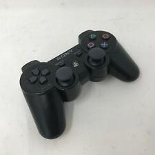 Genuine OEM Sony PS3 SIXAXIS Controller Black Playstation 3 CECHZC1U