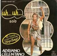 "Adriano Celentano - Uh... Uh... (7"", Single) Vinyl Schallplatte 9048"