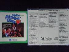 Reader's Digest/Fröhliche Akkordeon Klänge 160 beliebte Melodien 3/CD