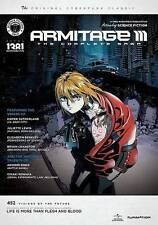 Armitage III: The Complete Saga (DVD, 2015, 3-Disc Set)