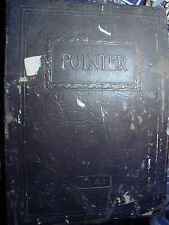 RARE 1926 &1927 Russell High School Year Books East Point Georgia 90 years old