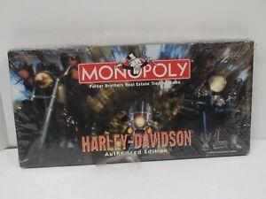 Monopoly Harley Davidson Authorized Edition