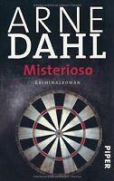 Misterioso von Dahl, Arne   Buch   Zustand gut