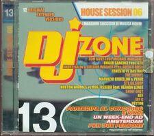 Dj Zone 13 House Session 06 - Roger Sanchez/Divinyl/Gubellini Cd