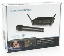 Audio Technica ATW-1102 Wireless System 10 Handheld Wireless Mic System