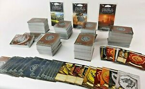 A Game Of Thrones The Card Game Second Edition - HUGE LOT over 1200 (LCG)