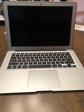 MacBook Air 2015 13-inch 4GB model #A1466. Slightly Used. iOS Catalina.
