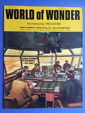 World of Wonder - no.83 - 23rd OCTOBRE 1971 - ANTENNE Gateways à le monde