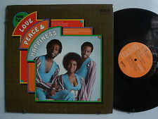 LOVE PEACE & HAPPINESS Here 'Tis SOUL LP NO BARCODE RCA Org US