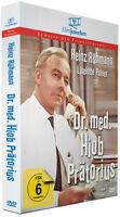 Dr. med Hiob Prätorius - mit Heinz Rühmann, Liselotte Pulver - Filmjuwelen DVD