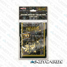 Deck Box Golden Duelist • Portadeck • Yugioh ANDYCARDS